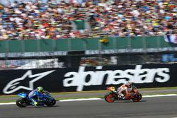 Dani Pedrosa, Repsol Honda Team, Andrea Iannone, Team Suzuki MotoGP
