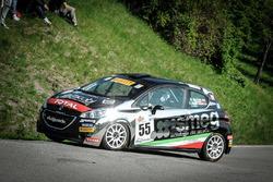 Marcello Razzini, Peugeot 208 R2B