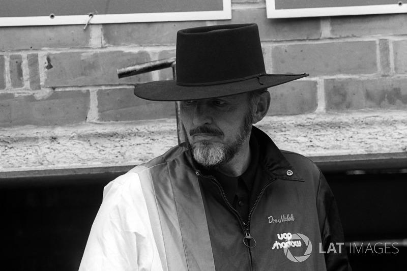Don Nichols, Shadow Team Owner