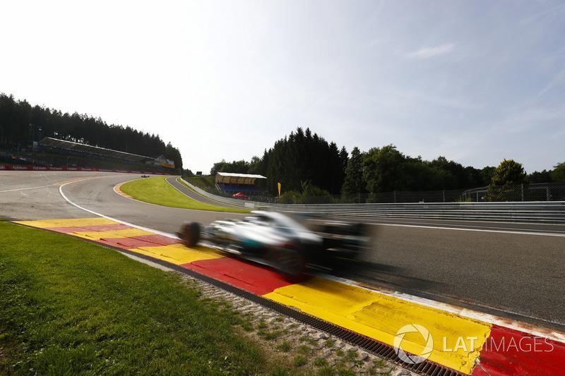Valtteri Bottas, Mercedes AMG F1 W0