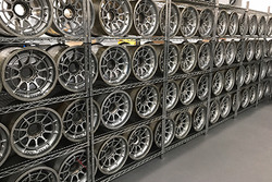 Manor Racing rims