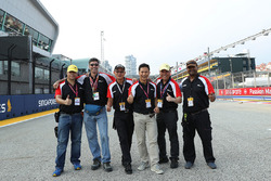 Race Officials