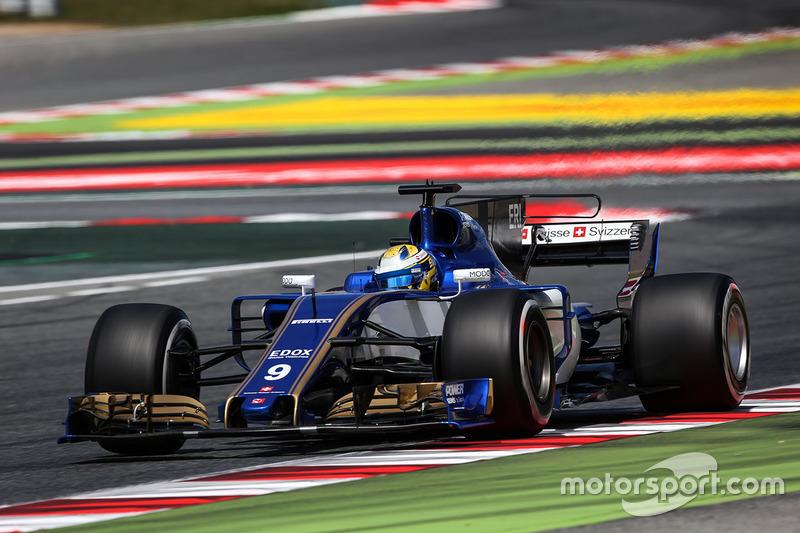 11. Marcus Ericsson, Sauber C36