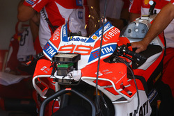 Le carénage de la Ducati de Jorge Lorenzo, Ducati Team
