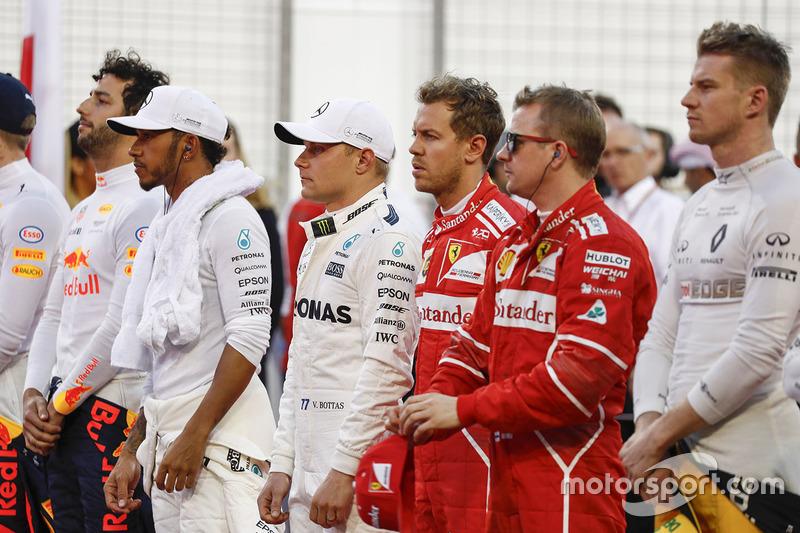 F1 Noticias de última hora Los 10 pilotos más valorados de la Fórmula 1