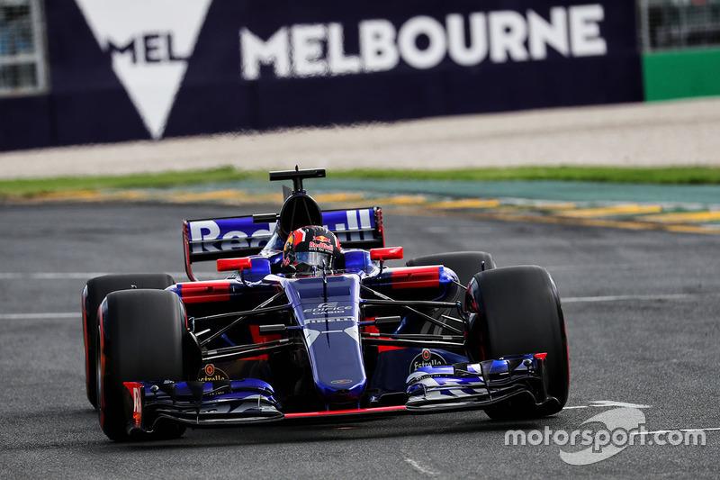 9. Даниил Квят, Scuderia Toro Rosso STR12