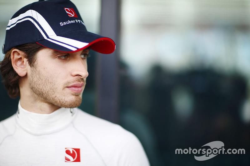 Антоніо Джовінацці (ще один юніор Ferrari)