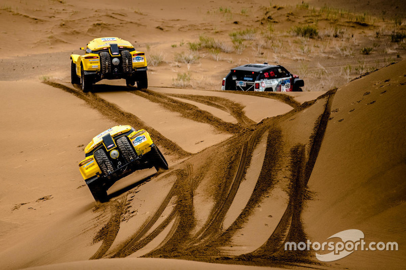 Ambiente Silk Way Rally