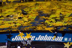 Sieger und Champion 2016: Jimmie Johnson, Hendrick Motorsprots, Chevrolet