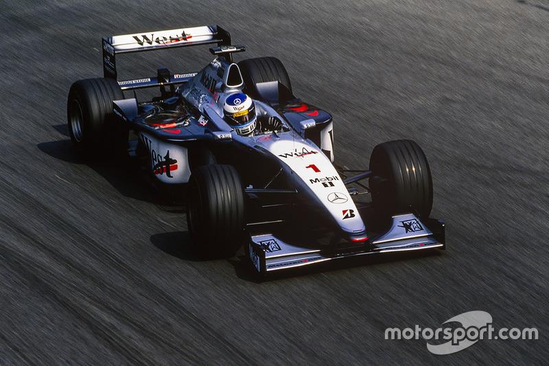 15. McLaren Mercedes MP4/14, Formula 1