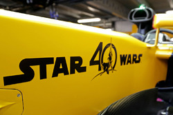 Renault Sport F1 Team, RS17: Starwars-Logo