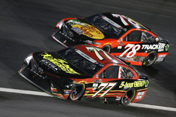 Erik Jones, Furniture Row Racing Toyota Martin Truex Jr., Furniture Row Racing Toyota