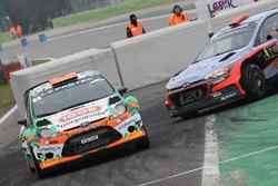 Piero Longhi, Gianmaria Santini, Ford Fiesta