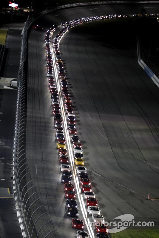 Desfile Ferrari