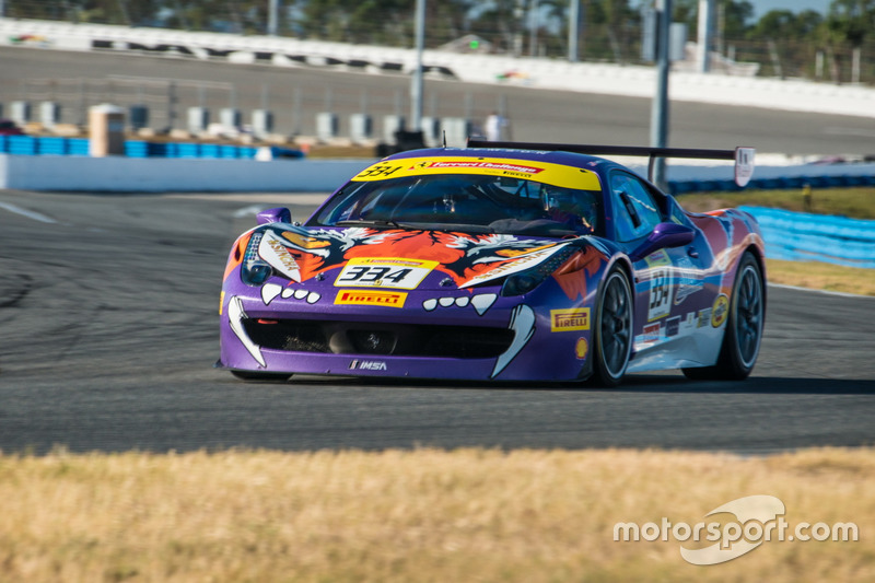 Michael Watt, Ferrari de Atlanta