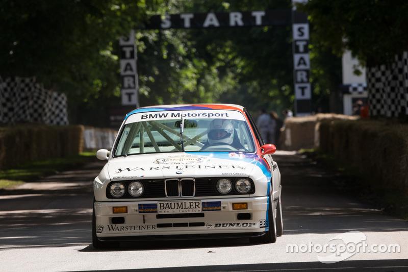 BMW E30 M3 DTM -Johny Cecotto