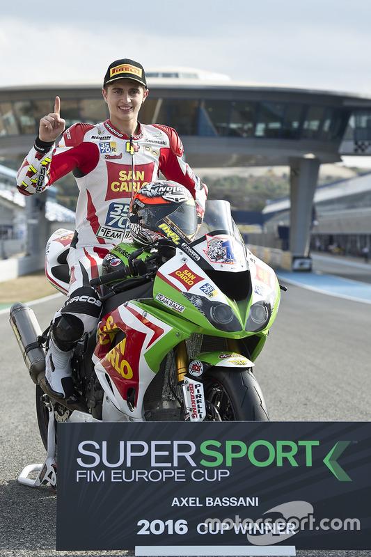 Axel Bassani, San Carlo Team Italia