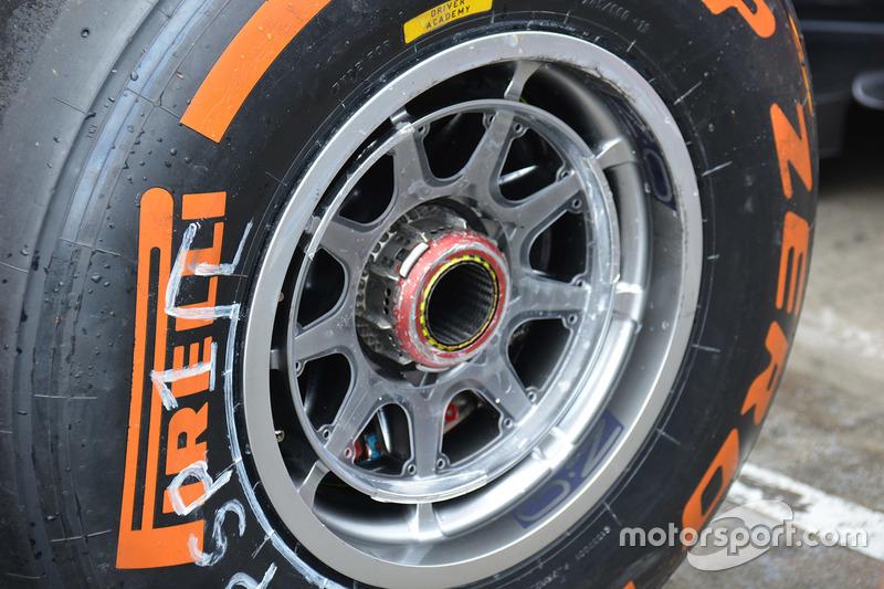 Reifendetail, Pirelli