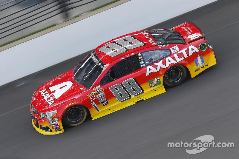 13. Jeff Gordon, Hendrick Motorsports, Chevrolet