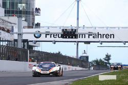 #58 Garage 59 McLaren 650S GT3: Rob Bell, Alvaro Parente