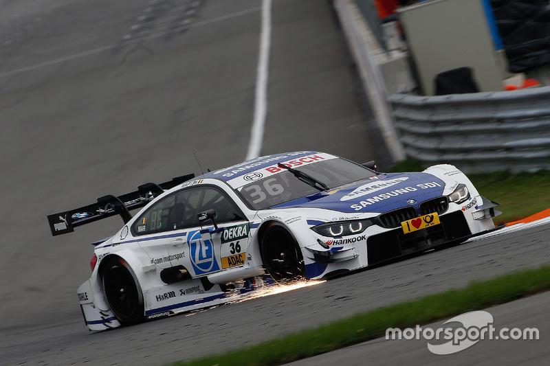 17. Maxime Martin, BMW Team RBM, BMW M4 DTM