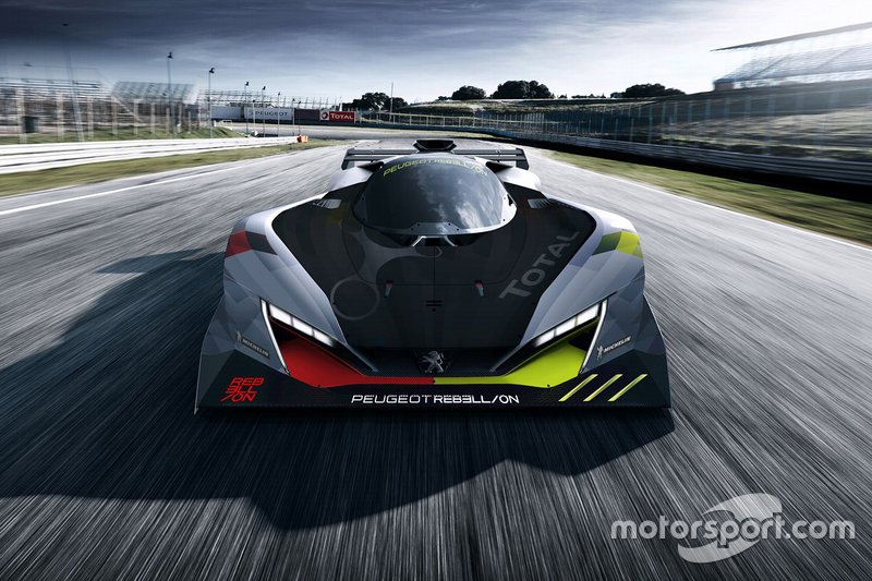 Peugeot Rebellion 2022 Hypercar