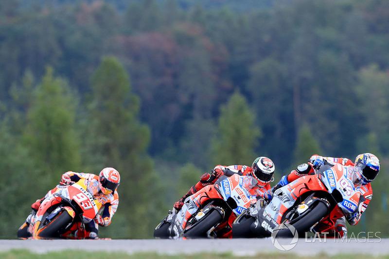 Gran Premio de la República Checa: 3º