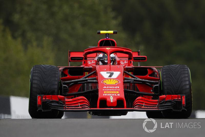 4 місце — Кімі Райкконен, Ferrari — 223