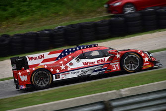 #31 Action Express Racing Cadillac DPi, P - Eric Curran, Felipe Nasr