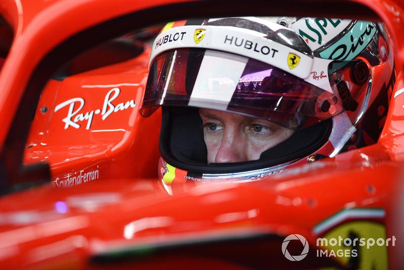 2 місце — Себастьян Феттель, Ferrari — 323