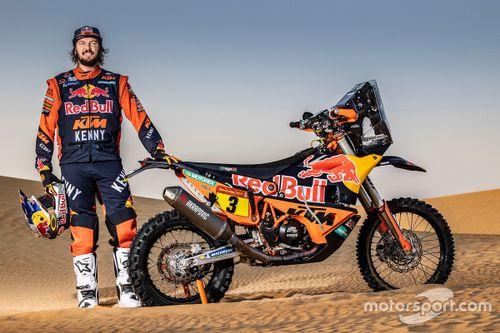 Presentación de Red Bull KTM Factory Racing