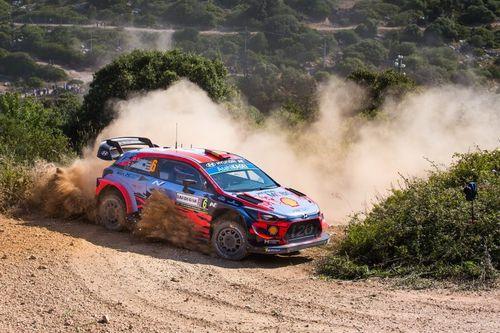 Suivez le Rallye de Sardaigne en direct