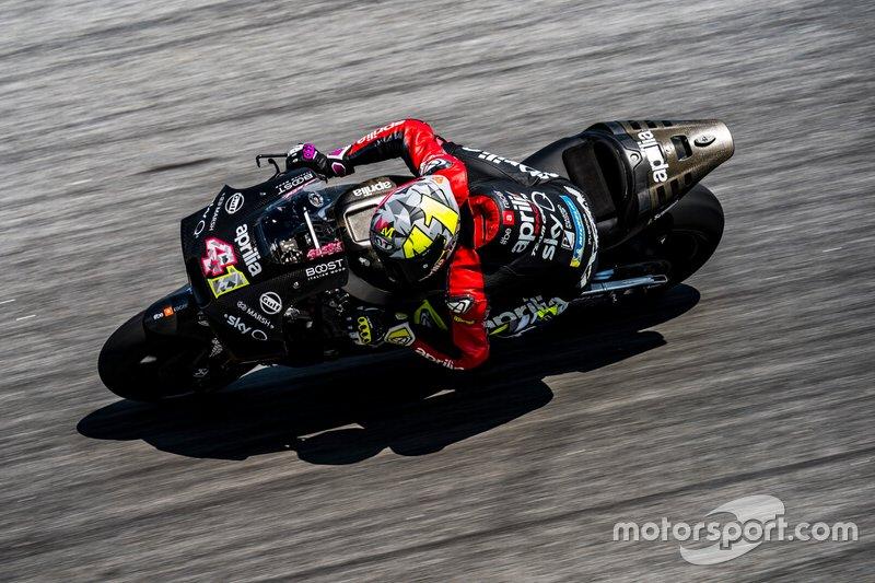 Aleix Espargaró Aprilia Racing Team Grasini