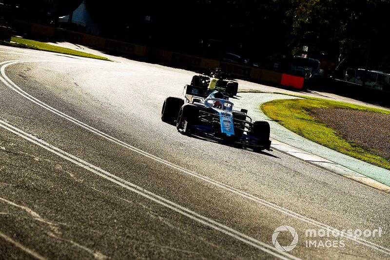Роберт Кубіца, Williams FW42, Даніель Ріккардо, Renault F1 Team R.S. 19