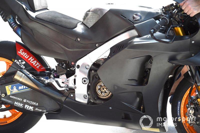 Moto de Repsol Honda Team