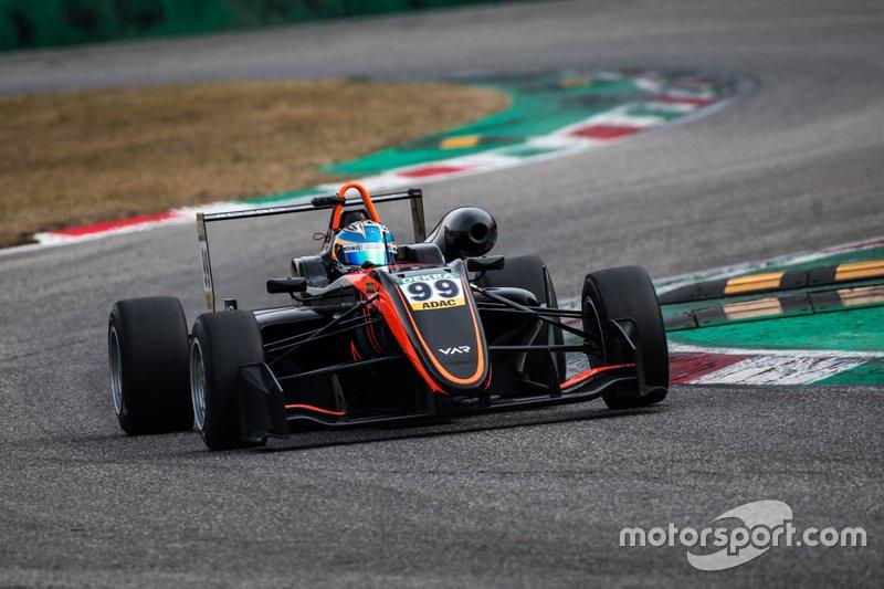 Test en Monza