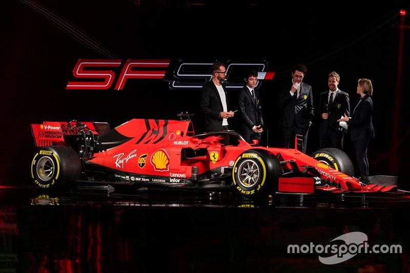Präsentation: Ferrari SF90