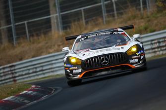 #13 Autoarena HTP Motorsport Mercedes-AMG GT3: Patrick Assenheimer