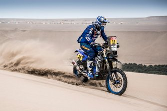 #18 Yamaha Official Rally Team: Xavier De Soultrait