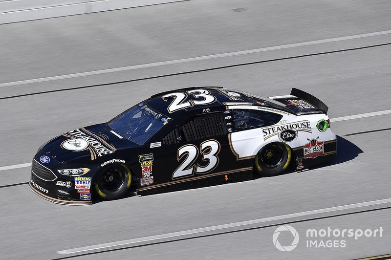32. J.J. Yeley, BK Racing, Ford Fusion Steakhouse Elite
