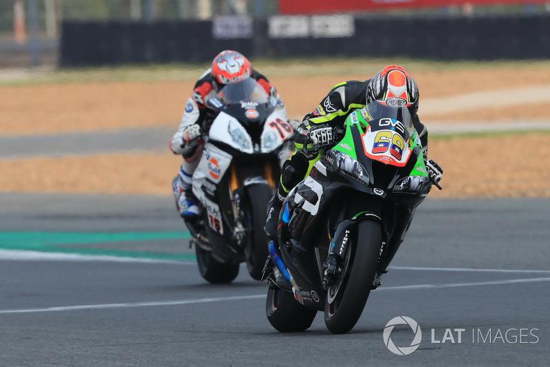 Yonny Hernandez, Pedercini Racing