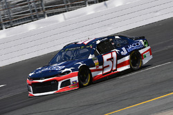 B.J. McLeod, Rick Ware Racing, Ford Fusion Prefund Capital