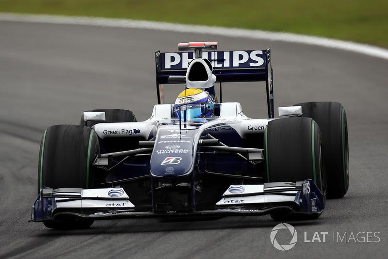 2009: Williams-Toyota FW31