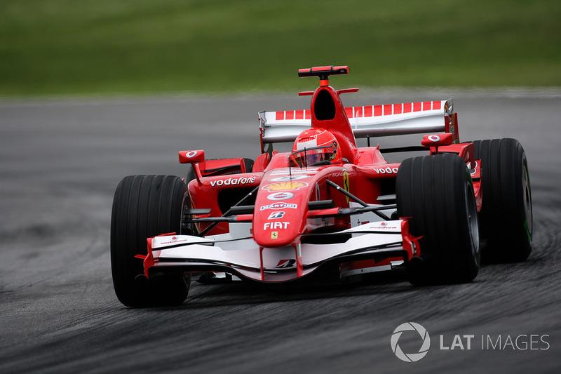 2006: Ferrari 248F1