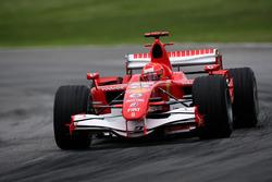 Михаэль Шумахер, Ferrari 248F1