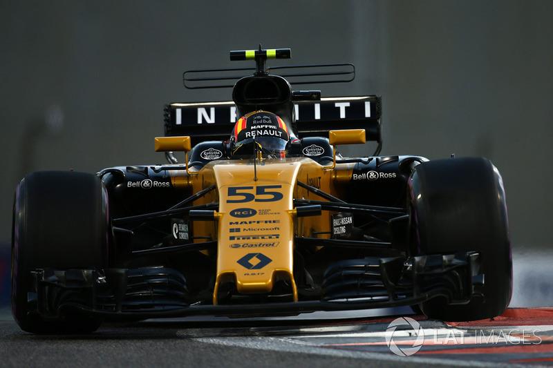 12. Carlos Sainz - 6,86