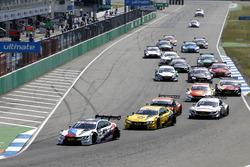 Start action, Marco Wittmann, BMW Team RMG, BMW M4 DTM, Timo Glock, BMW Team RMG, BMW M4 DTM