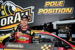 Polesitter Chaz Mostert, Rod Nash Racing Ford