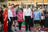 Ross Brawn, Motorsporları yöneticisi, FOM, Christian Horner, takım patronu, Red Bull Racing