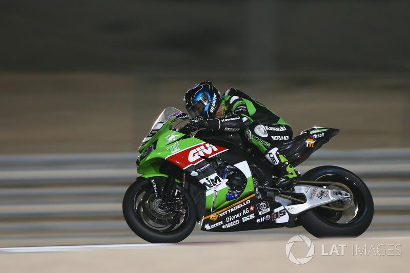 Sylvain Guintoli, Puccetti Racing